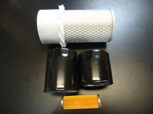 New Filter Service Maintenance Kit Kubota B6200 B7100 B7200 Hst Tractor Filters