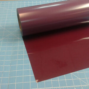 Maroon Siser Easyweed 15 By 15 Feet Heat Transfer Vinyl
