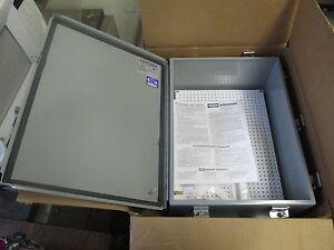 New Hubbell Wiegmann Enclosure S214513