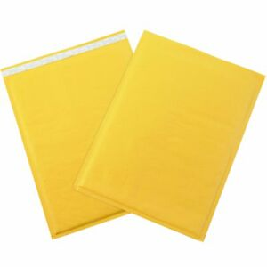 Partners Brand Pb860ss Self seal Bubble Mailers 7 14 1 4 X 20 Kraft pack