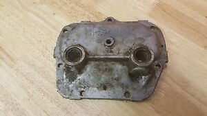 Muncie 335308 Side Cover For 4 Speed Transmission Long Boss Rare