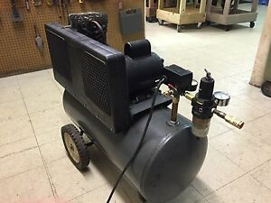 Speedaire Compressor 2hp 20 Gallon Tank