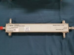 Hp agilent keysight_778d Dual Directional Coupler 100 Mhz To 2 Ghz opt 012