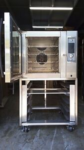 Baxter Hybrid Convection Oven Electric 208 240v 3 Phase Hco100e