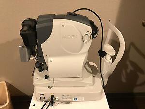 Nidek Afc 230 Automatic Non mydratic Retinal Fundus Camera Not Refurb