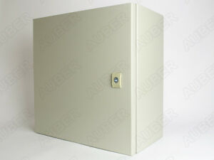 Wall mount Enclosure For 4 Controllers 16x16x8 16 Gauge Free Us Shipping