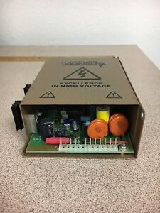 Applied Kilovolts K1 11 Power Supply
