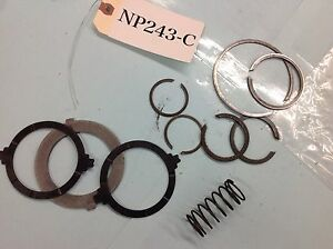 Gm Np243c 243c 243 Transfer Case Small Parts Snap Rings Bolts Springs Washers