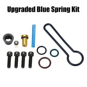 Upgraded Blue Spring Kit Fuel Pressure Regulator Fit V8 6 0l Powerstroke Diesel