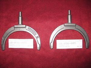 Muncie Shift Forks 2 Auto Gear M20 M21 M22 Made In The Usa