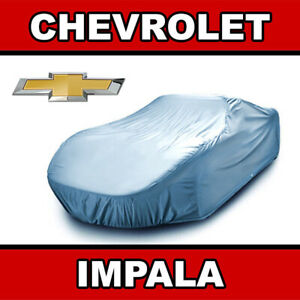 Chevy Impala 2 Door 1965 1966 1967 1968 1969 1970 Car Cover Custom Fit