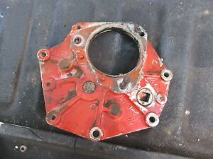 1972 International Farmall 676996c1 1066 Fuel Injection Pump Flange Housing
