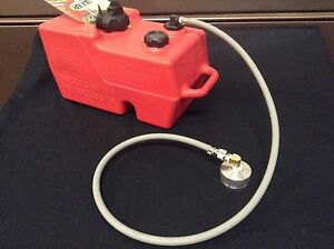 Honda Eu2000i Gen 3 Gal Ext Run Marine Fuel System single Line