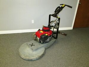 24 Propane Burnisher W Rebuilt Honda Engine