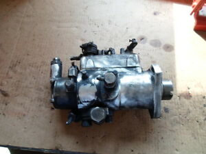 5000 5100 6600 6700 7000 Ford Tractor Fuel Cav Injection Pump 256 Diesel Eng