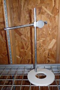 Lab Laboratory Support Stand With 15 Rod And 6 3 4 Base Diameter
