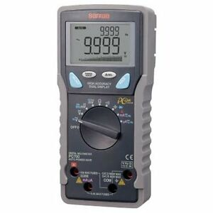New Sanwa Digital Multi Meter Pc 700 New From Japan With Tracking