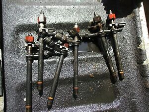 1976 1370 Case Diesel Farm Tractor Fuel Injectors Free Shipping