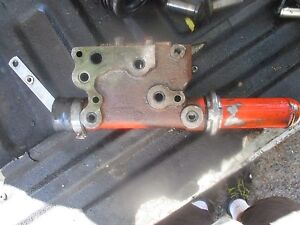 1976 1370 Case Diesel Farm Tractor Hydraulic Pressure Valve Free Shipping