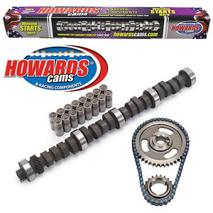 Howard S 1600 5800 Rpm 289ci 302ci Ford 267 277 543 563 108 Cam Camshaft Kit