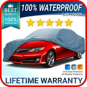 Toyota Camry 2012 2013 2014 2015 2016 2017 Car Cover Custom Fit