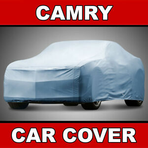 toyota Camry 2012 2013 2014 2015 2016 2017 Car Cover Waterproof custom fit