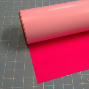 Fluorescent Rasberry Siser Easyweed 15 By 15 Feet Heat Transfer Vinyl