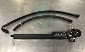 B Series Fuel System Aem Rail Skunk2 Grams And Sard Style Regulator Honda Acura