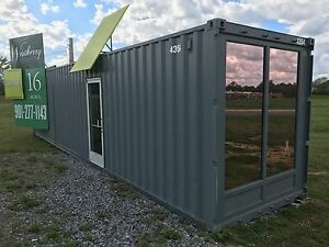 Shipping Container Office house 40 Ft