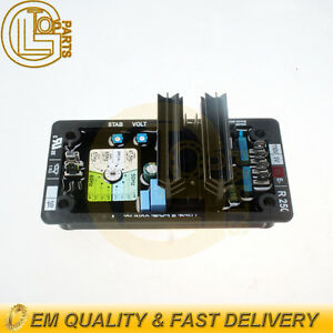 New Automatic Voltage Regulator Avr Controls Module Card R250 For Leroy Somer