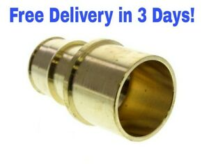 10 Units 1 Propex Copper Pipe Adapter Lead free Wirsbo style