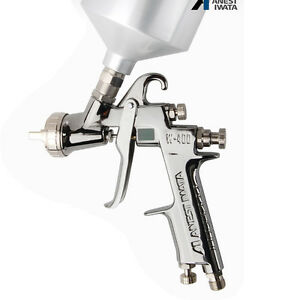 Anest Iwata W 400 Impact Spray Gun For Painting Work 132g Clear Type