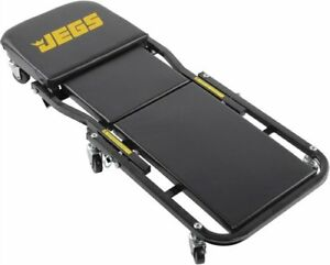 Jegs Performance Products 81165 2 In 1 Foldable Creeper Seat