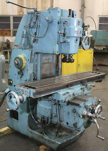 Cincinnati 307 14 Vertical Milling Machine