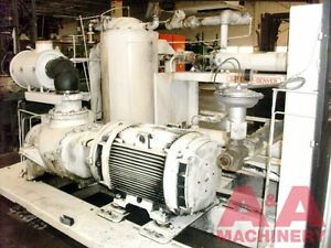 Gardner Denver 150 Hp Air Compressor 14425