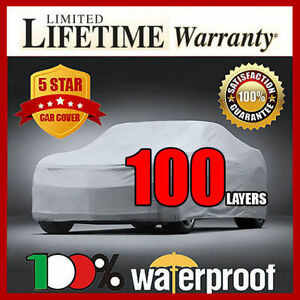 Alfa Romeo Mito 2009 2018 Car Cover 100 Waterproof Breathable Uv Protection