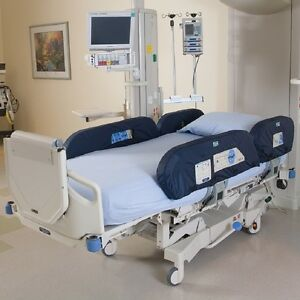 Posey 5746 Seizure Side Rail Pads Fits Hill rom Totalcare Medical surgical Beds