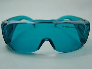 190 380nm 600 780nm Laser Protective Goggles wide Wavelength Protective Goggle