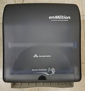 Automated Touchless Towel Dispenser Used