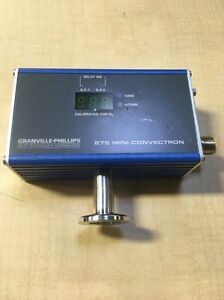Granville phillips 275 Mini convectron 538 gd t Devicenet