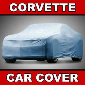Chevy Corvette Car Cover All Weather Waterproof Warranty Customfit