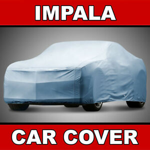 chevy Impala Car Cover Weatherproof Waterproof Warranty custom fit