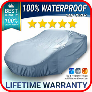 Chevy Impala Car Cover Weatherproof Waterproof Warranty Customfit