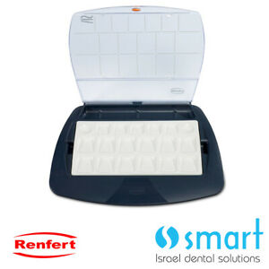 Dental Lab Renfert Lay Art Tropic Pro S Porcelain Ceramic Mixing Tray Wet
