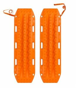 Maxtrax Mkii Recovery Boards Pair Orange Usa Dealer
