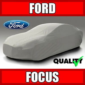 Ford Focus Car Cover Ultimate Full Custom Fit All Weather Protection