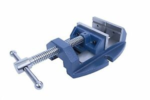 Vise Drill Press 3 Bench Clamp Heavy Duty Metal Machine Yost Tools Durability