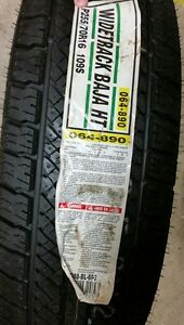 1 Widetrack Baja Ht P255 70r16 109s Product Code 064890 Used