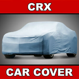 Fits honda Crx Car Cover Ultimate Full Custom fit All Weather Protection