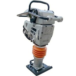 Multiquip Mikasa Mtx70hd Four Cycle Vibratory Rammer Honda Engine